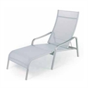 Image de Deck Chair Gris métal